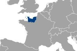 louis césar count of vexin